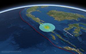 earthquake indonesia java sea